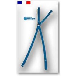 Elastique de musculation 4 boucles