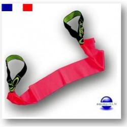 Elastique bande fitness en latex