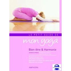 Le petit guide de mon yoga