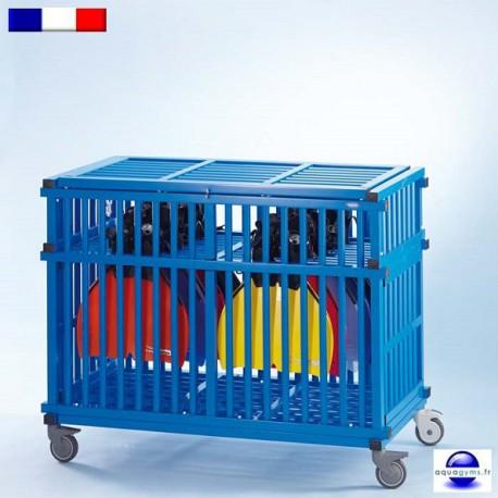 Chariot transport pour monopalme Mod.1