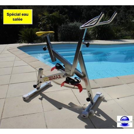 Vélo aquatique VO2 Max pour eau salée