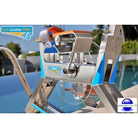 Plexi de protection pour Water Rider 4S