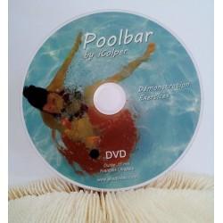 DVD Poolbar exercices aqua jumping bar