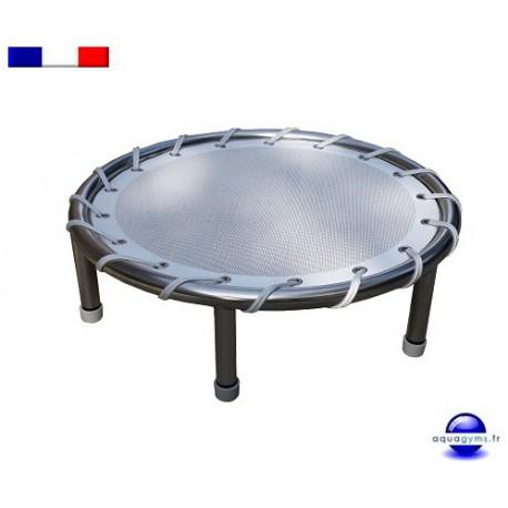 Trampoline de piscine rond for Aqua piscine