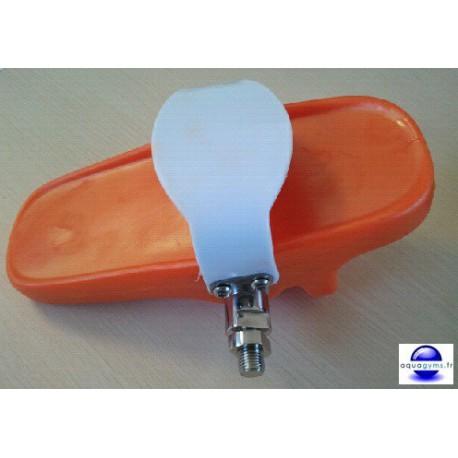 Pédales pour aquabike WR3-WR4-WR5