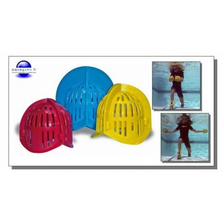 Haltères aquagym Cardio Cloches-Cardio Bells