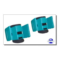 Water Weight Boots-Mini Bottes de Musculation