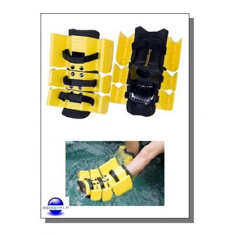 La musculation aquatique efficace grâce aux bottes Hydro Boot