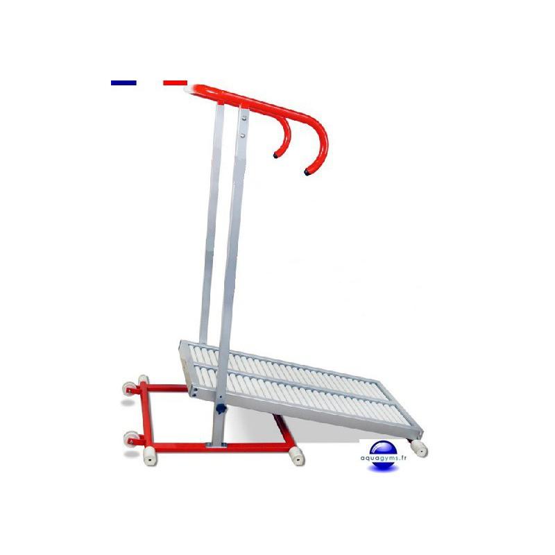 Aquarunner tapis de course pour piscine - Velo elliptique ou tapis de course pour maigrir ...