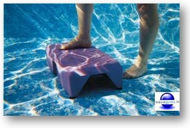 step aquatique