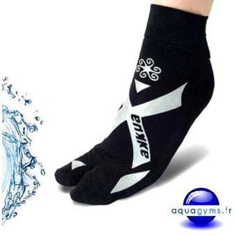 Pensez aux chaussons piscine pour vos cours d 39 aquagym et d for Chaussons de piscine