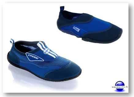 Le top des chaussures piscine porter la piscine ou for Chausson pour piscine