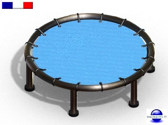 le trampoline aquatique la nouvelle tendance aquatique