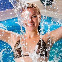 Centre aquatique : travailler sa souplesse et son équilibre en piscine
