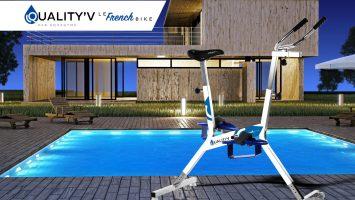 Acheter un aquabike est une excellente décision pour une remise en forme perdre du poids, lutter contre la cellulite. Pratiquez l'aquabiking c'est top