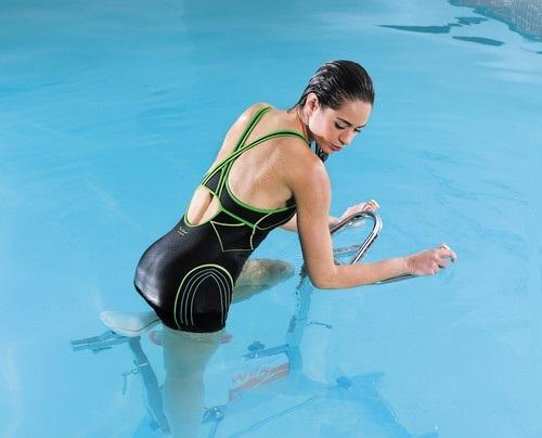 Combattez la cellulite grâce à l'aquabike