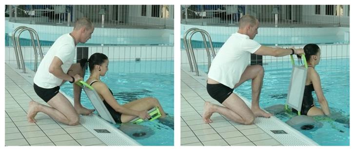 Fauteuil piscine clem prix bas for Prix piscine demontable