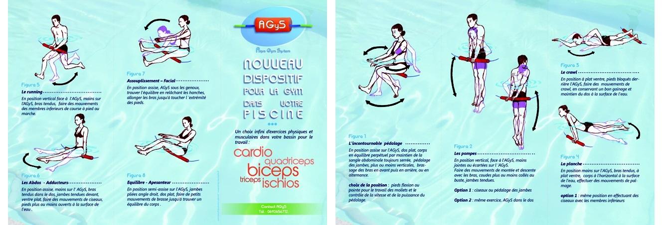 Exceptionnel Accessoire aquagym Agys SO65