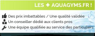 Les + Aquagyms.fr